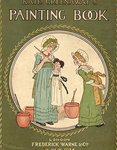 Colouring in the Past – a History of Colouring Books, Then & Now
