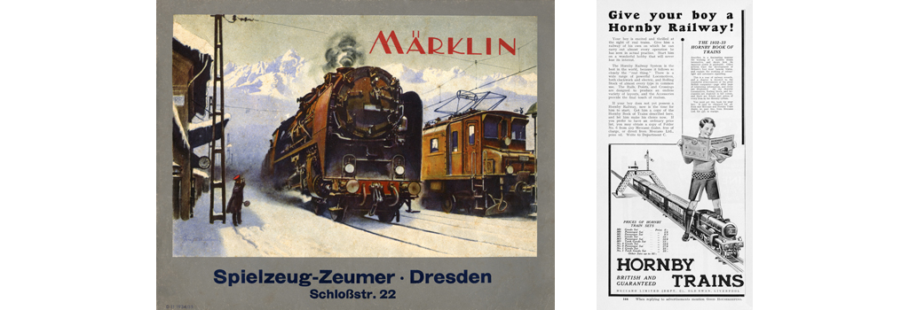 Maerklin catalogue 1934/1935