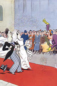 H. M. Bateman Does the Season – 10 cartoons by the 20th century's greatest social satirist