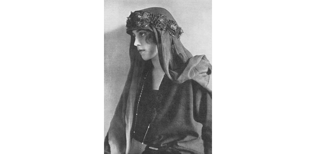 Lady Loughborough as Weeping Willow - Elspeth Phelps