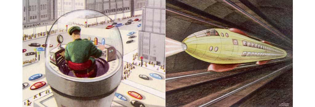 FUTURE MONORAIL