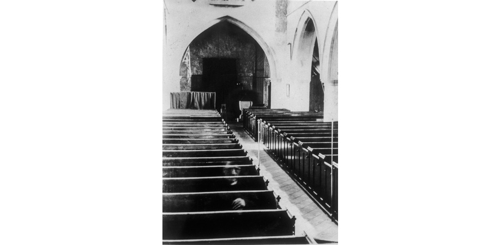 EASTRY CHURCH 1956