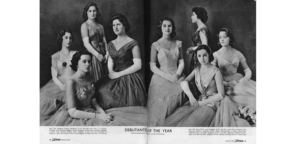 Debutantes of the Year, 1957