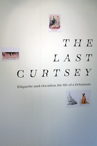 The Last Curtsey – Debutantes & the London Season
