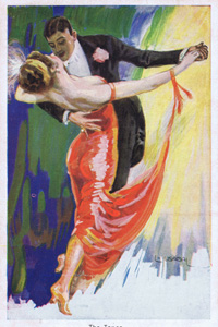 An illustration of the Tango in action