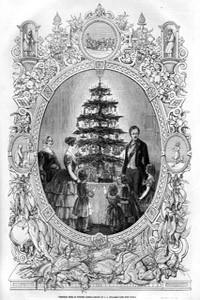 Queen Victoria's Christmas tree