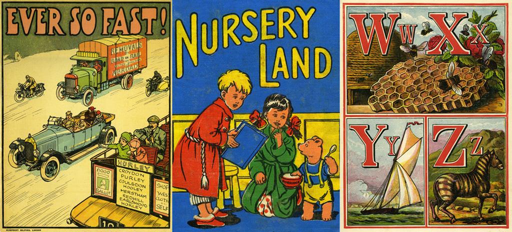 Nursery land