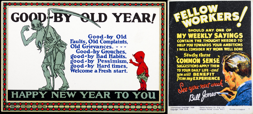 Incentivisation Poster - Goodbye Old Year