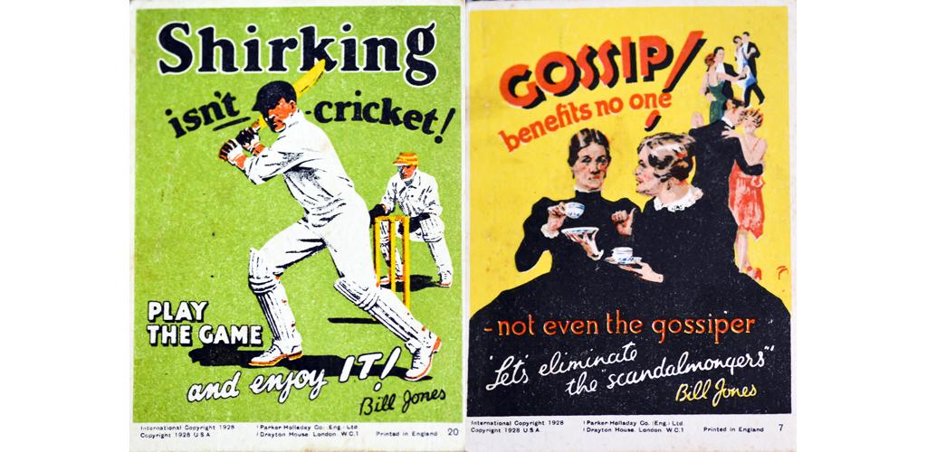 Incentivisation Poster - Gossip