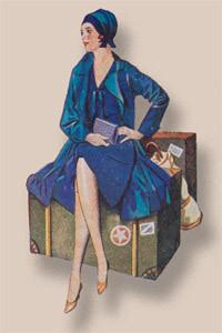 Handbag Mending Kit     Date: