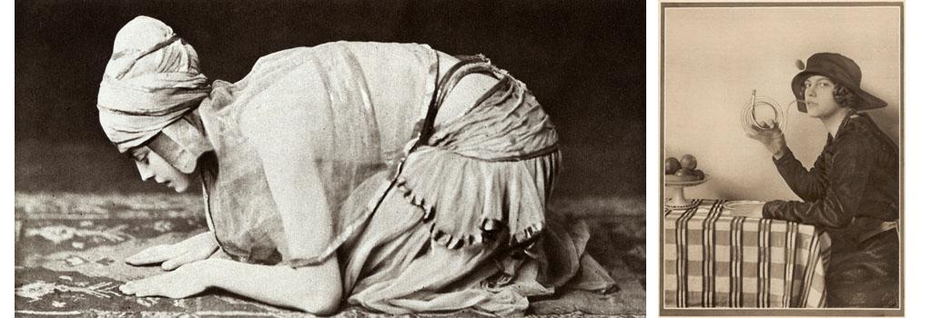 The dancer, Dacia by Madame Yevonde