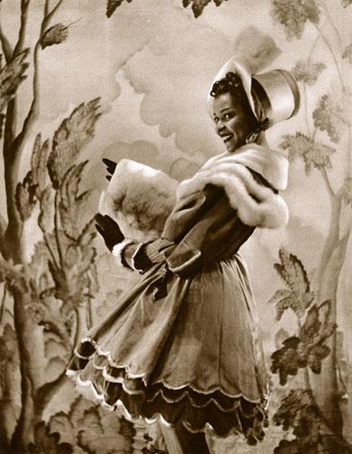 Jeni Le Gon by Madame Yevonde