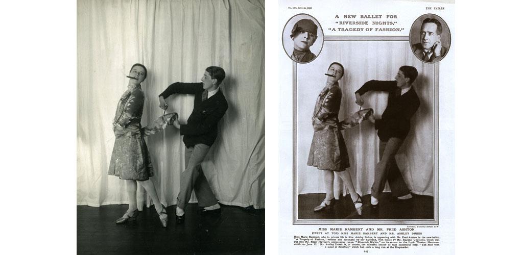 Marie Rambert & Frederick Ashton - A Tragedy of Fashion
