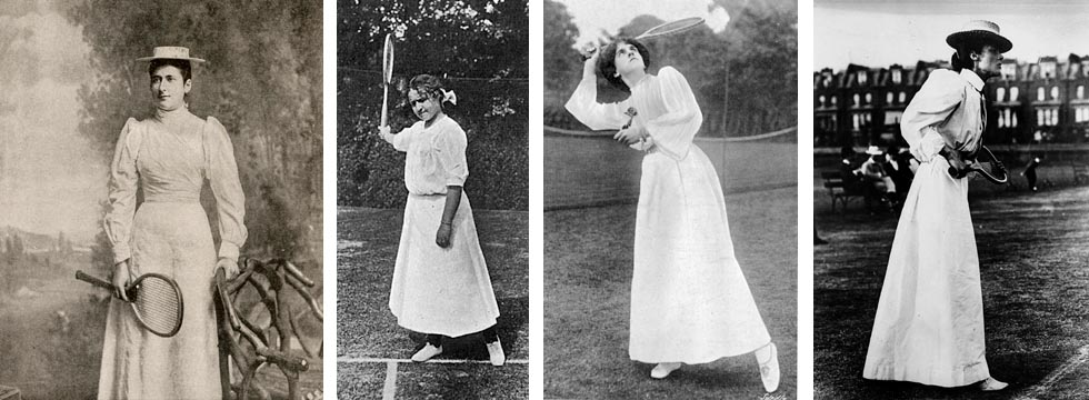 From corsets to culottes – A brief history of tennis fashion  87f64149d