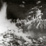 """Book burning on Opernplatz in Berlin (including an appearance by Josef Goebbels). On 10 May 1933 """"undeutsches Schrifttum"""" (Un-German literature) was being burned in many German university towns. These macabre events were the highlight of the campaign """"Wider den undeutschen Geist"""" (Against the Un-German Spirit) after the National Socialists' coming to power. The book burnings had been arranged by the German Student Association's Main Office for Press and Propaganda.   10 May 1933"""