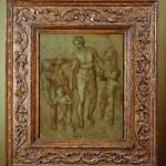 The Holy Family with St John the Baptist. Michelangelo Buonarroti