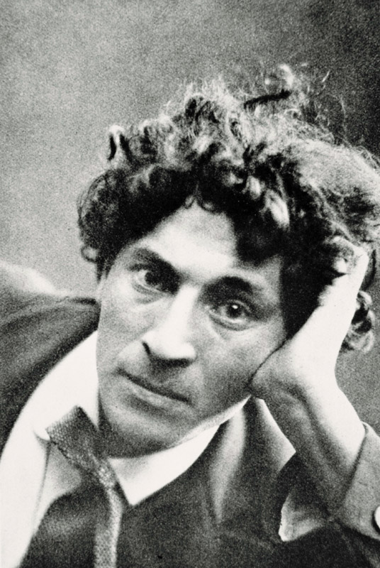 Marc Chagall (born Moishe Zakharovich Shagal, 1887-1985), Russian-French artist.   circa 1915