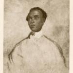 Frank (Francis) Barber, a servant to Dr Samuel Johnson.  circa 1750