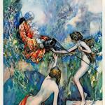 May Fly by Charles Robinson.   circa 1920s